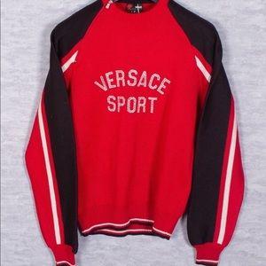 Vintage Versace Sport Sweater